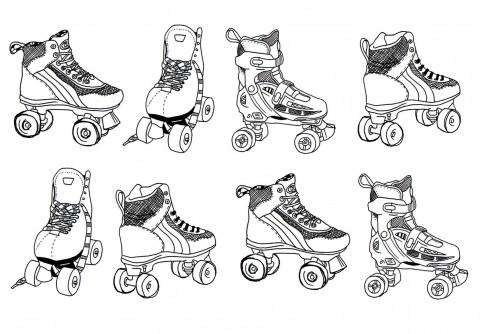Skate Card